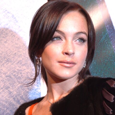 Lindsay Lohan mariée sans papa?