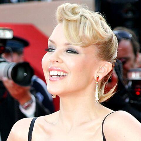 Kylie Minogue: un trench nommé désir