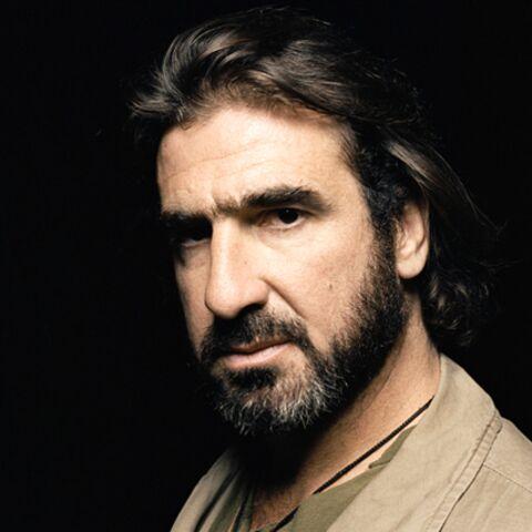 Eric Cantona dans l'arène