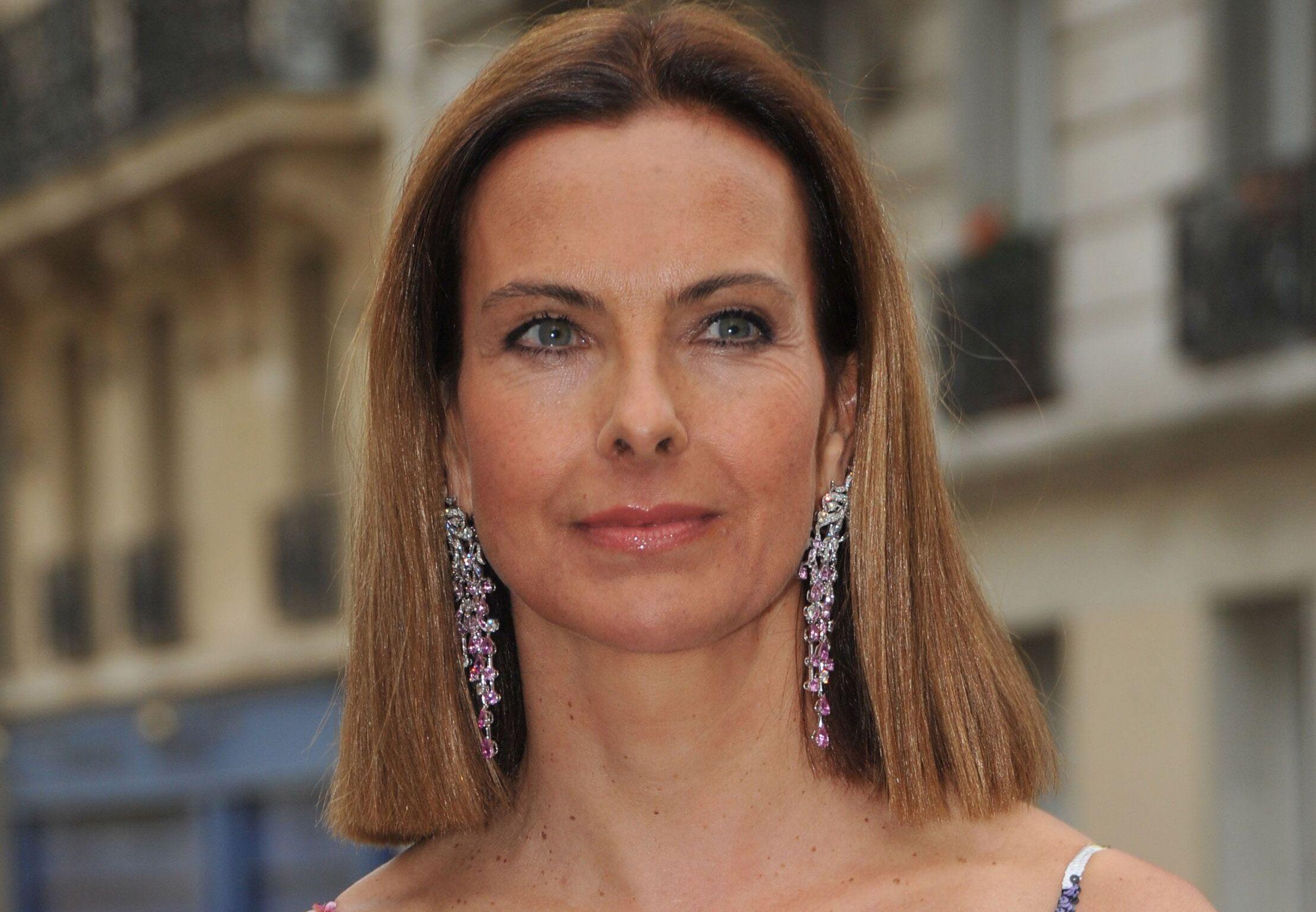 Carole Bouquet jean pierre rassam