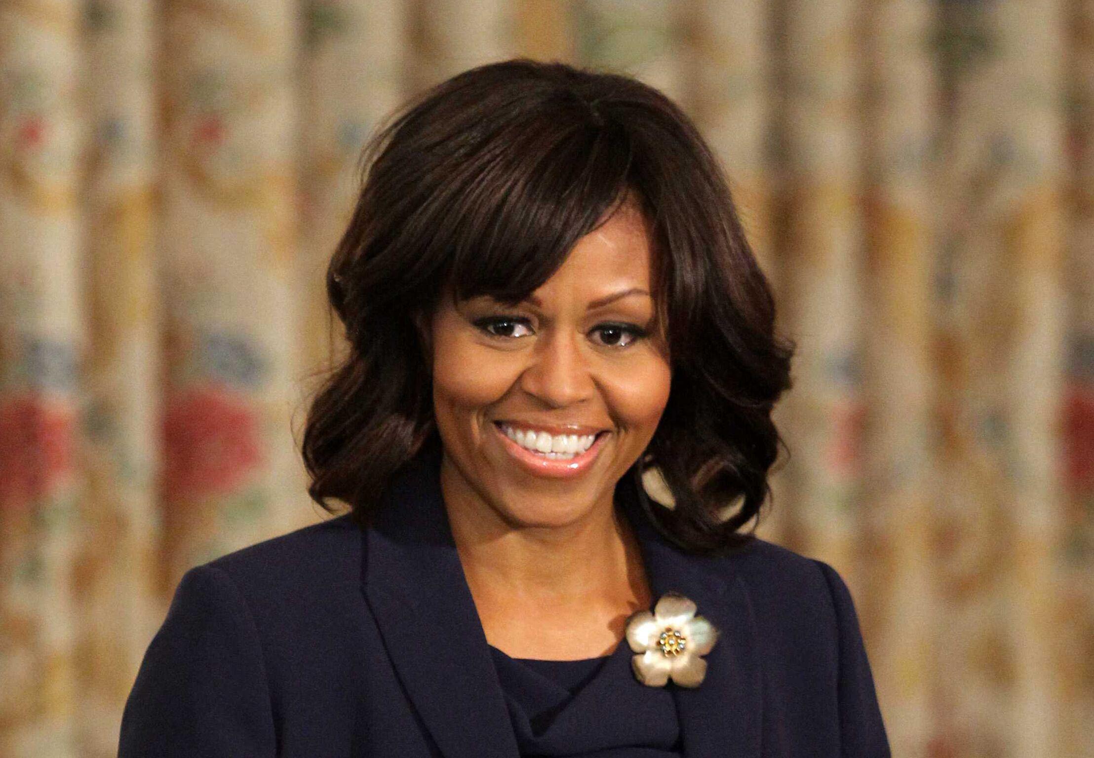 Michelle Obama rencontres conseils pour ses filles Comment faire face à sortir avec un gars dans l'armée