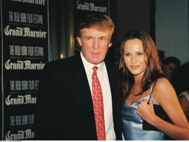 L'évolution du look de Melania Trump