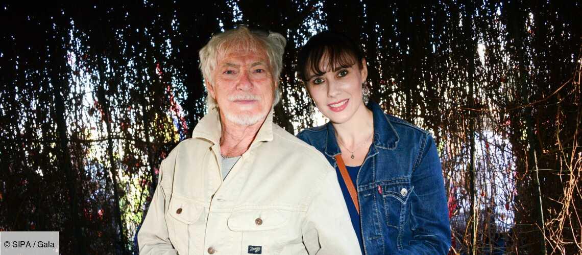 PHOTOS – Hugues Aufray : qui est Muriel, sa « jeune compagne »? - Gala
