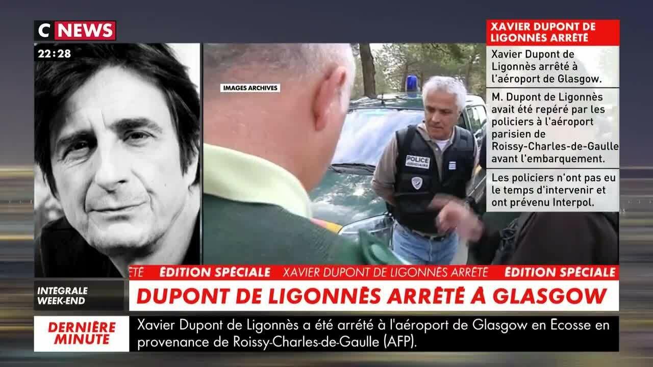 Bruno De Stabenrath Evoque Son Ami Xavier Dupont De Ligonnes