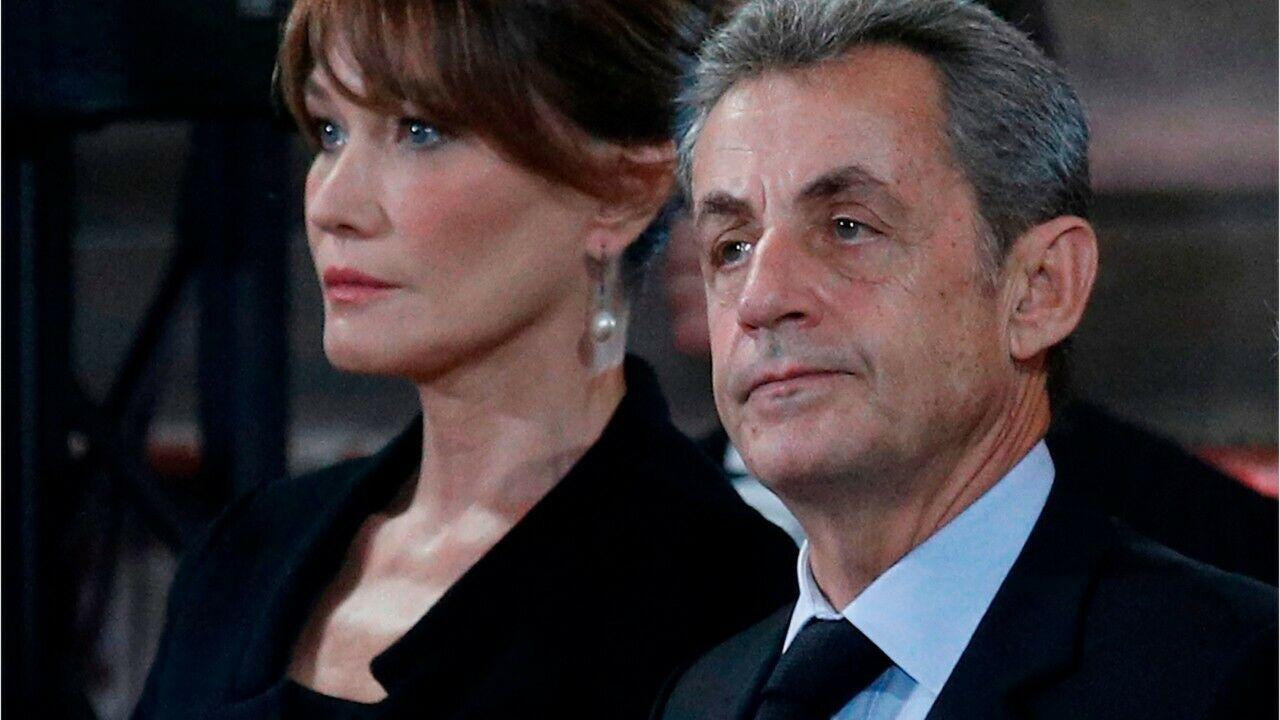 Nicolas Sarkozy Et Carla Bruni Ont Parle Mariage Et Bebe Des Le Soir De Leur Rencontre Gala