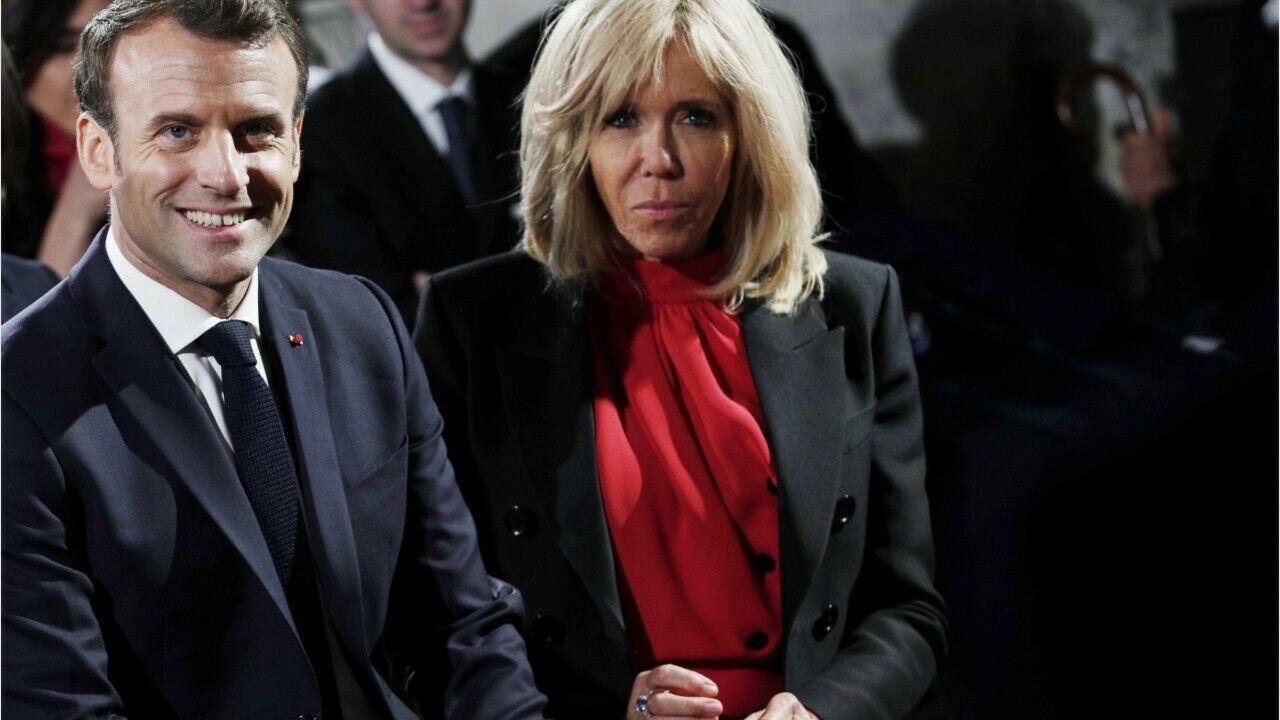 Brigitte Macron Cette Decision Tres Osee Pour Son Second Mariage Avec Emmanuel Macron Gala