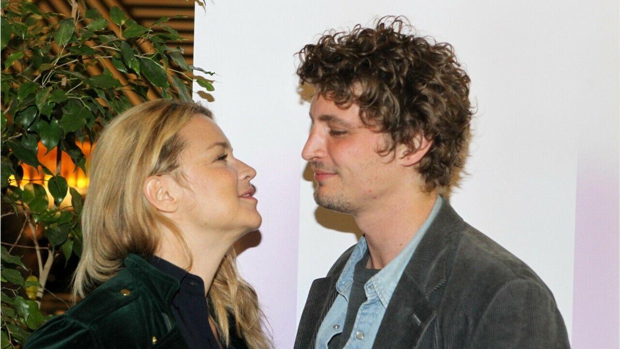 Virginie Efira Parle Pour La 1ere Fois De Son Couple Avec Niels Schneider Et De Leurs Scenes D Amour Gala