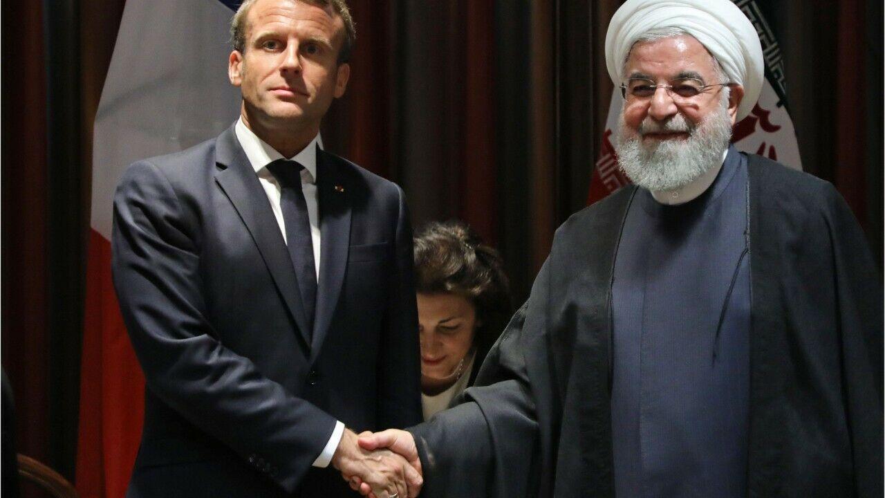 Emmanuel Macron En Sweat A Capuche Et Barbe De Trois Jours A New York Le Cliche Qui Fait Reagir Gala