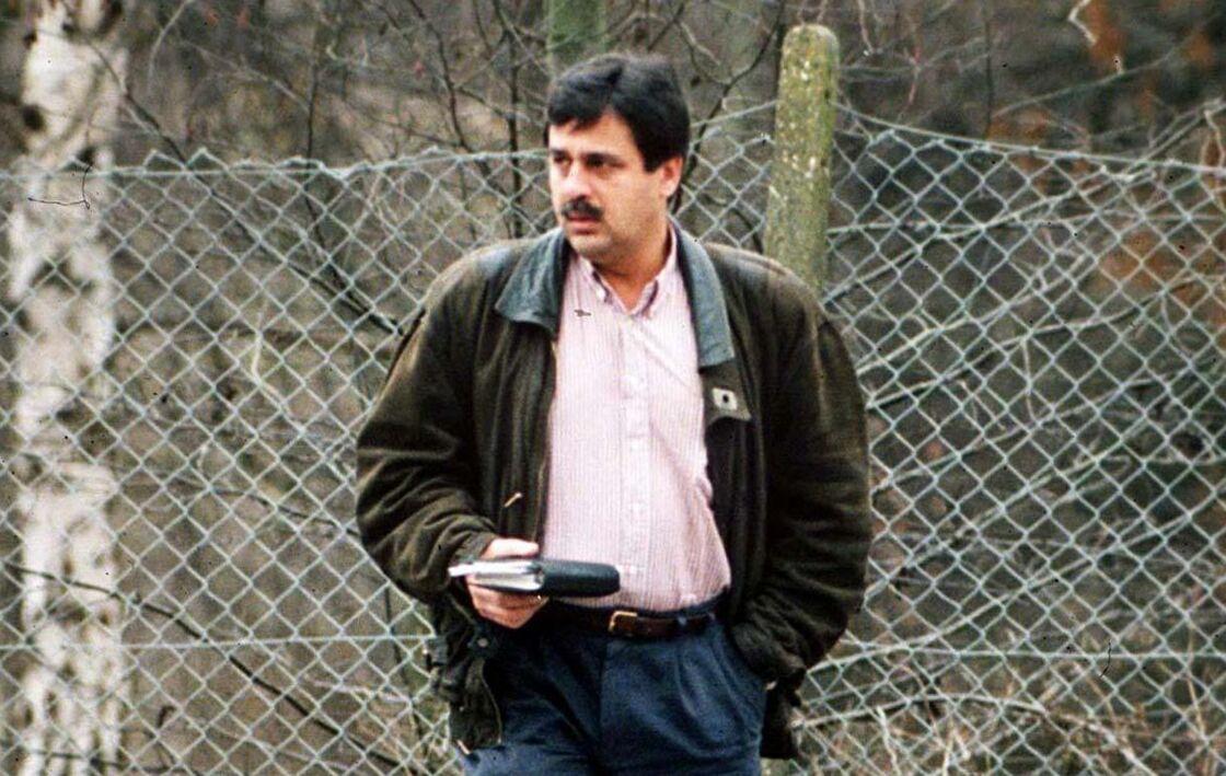 Hasnat Khan en 1996
