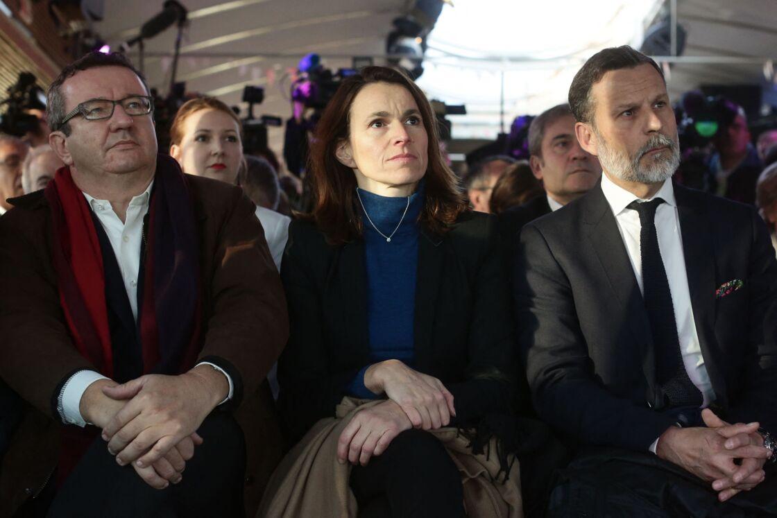 Lorsqu'elle a été mise au courant des faits, Aurélie Filippetti a tiré la sonnette d'alarme, en alertant le directeur de Sciences Po Frédéric Mion. En vain...