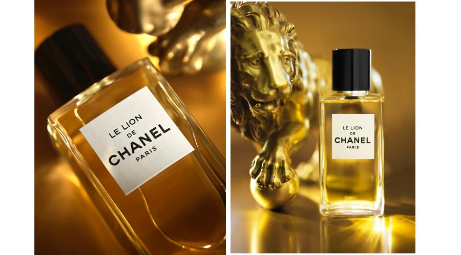 Dernier né de la collection Les Exclusifs, Le parfum Le Lion reprend le nom de l'animal totem de Gabrielle Chanel