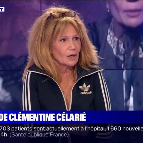 Clémentine Célarié, passionnée, plaide pour la réouverture des théâtres