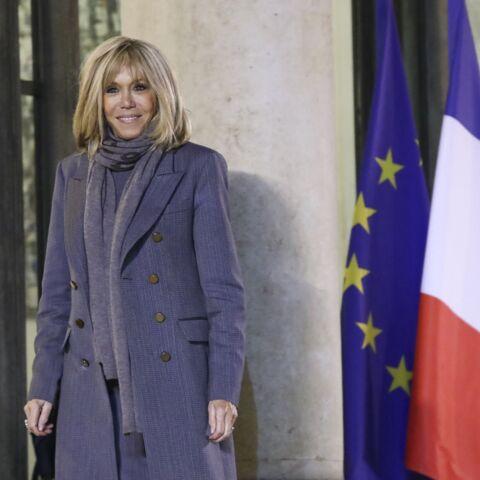 Brigitte Macron au côté d'Alessandra Sublet: apparition très attendue après la Covid-19