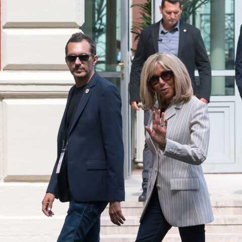 PHOTOS – Entourage de Brigitte Macron: qui sont ses amis et soutiens?