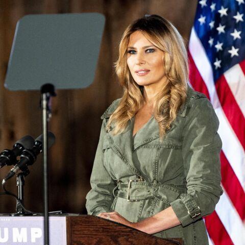 Melania Trump prépare déjà son retour dans la lumière