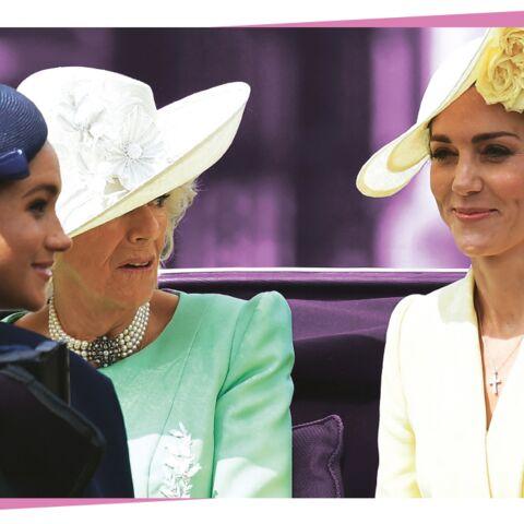 Kate Middleton et Meghan Markle: les origines de leur mésentente