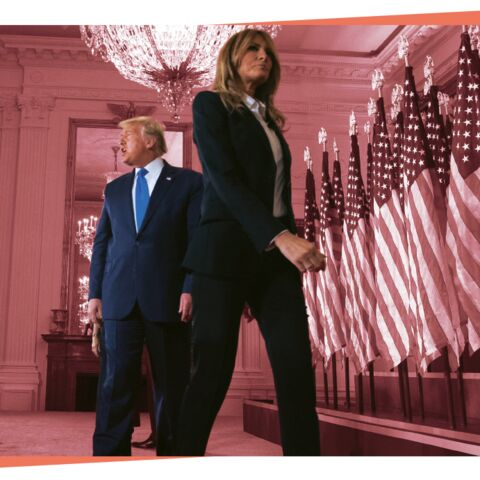 Melania Trump: de la femme trophée à la femme d'influence