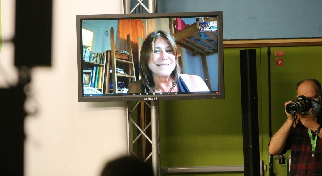 Michele Rubirola - Journées d'été des écologistes (EELV - Europe Ecologie Les verts) 2020 à La Cité Fertile à Pantin les 20 et 21 août 2020.