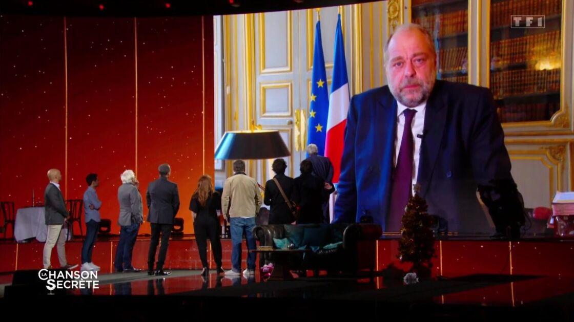 Éric Dupond-Moretti fait une apparition inattendue dans La Chanson Secrète