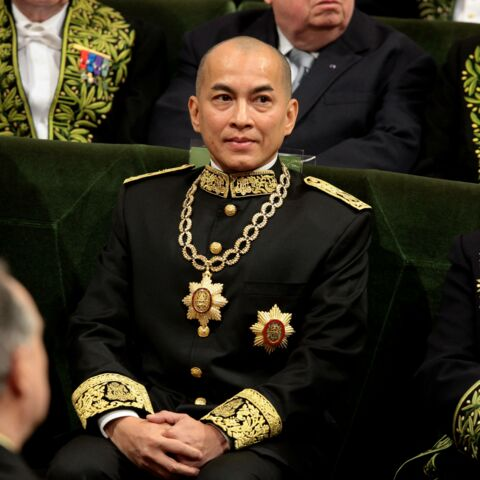 Le roi du Cambodge en deuil: le prince Norodom Yuvaneath est mort