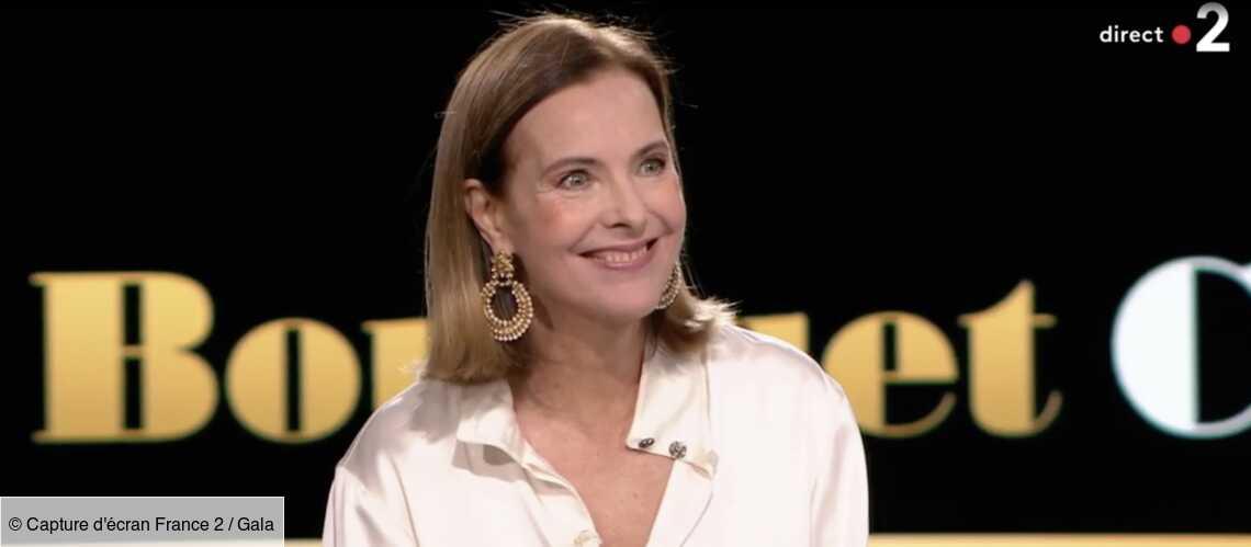 VIDÉO – Carole Bouquet : son clin d'œil à sa belle-fille Charlotte - Gala
