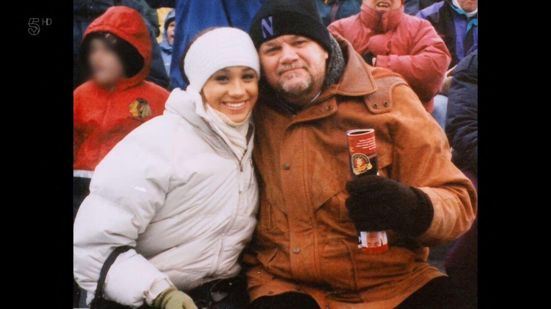 Thomas Markle et sa fille, Meghan