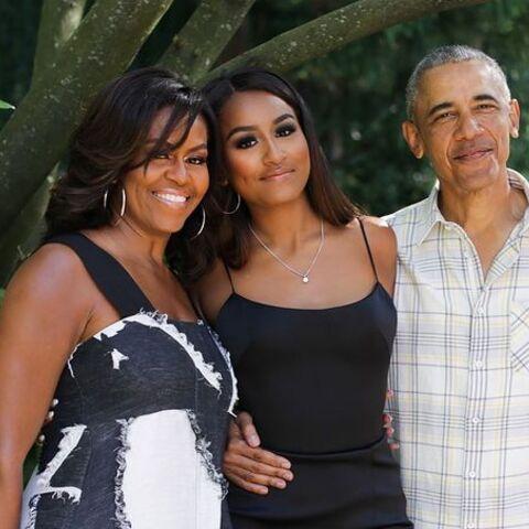 PHOTOS – Barack et Michelle Obama: leur fille Sasha est devenue une vraie bombe