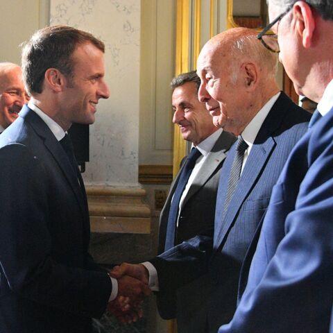 Emmanuel Macron et Valéry Giscard d'Estaing: ce point commun au poil et insoupçonné