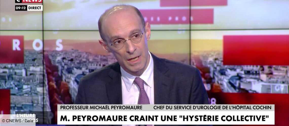 VIDEO – « Très, très dérangeant » : chez Pascal Praud, le Pr. Peyromaure dénonce une vaccination « à marche forcée » - Gala