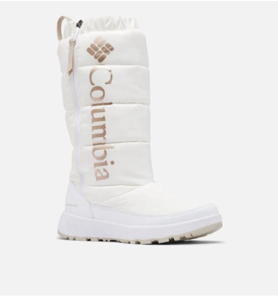 Les bottes Paninaro Omni-Heat de Columbia se portent en touche finale d'un style élégant au ski. 139,99 €