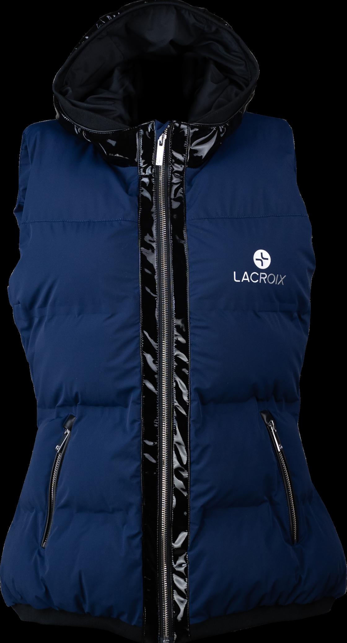 La veste Halley signée Lacroix à 499€ sur lacroix-skis.com