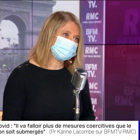 «Il faut accélérer la vaccination»: Karine Lacombe tranchante avec le gouvernement