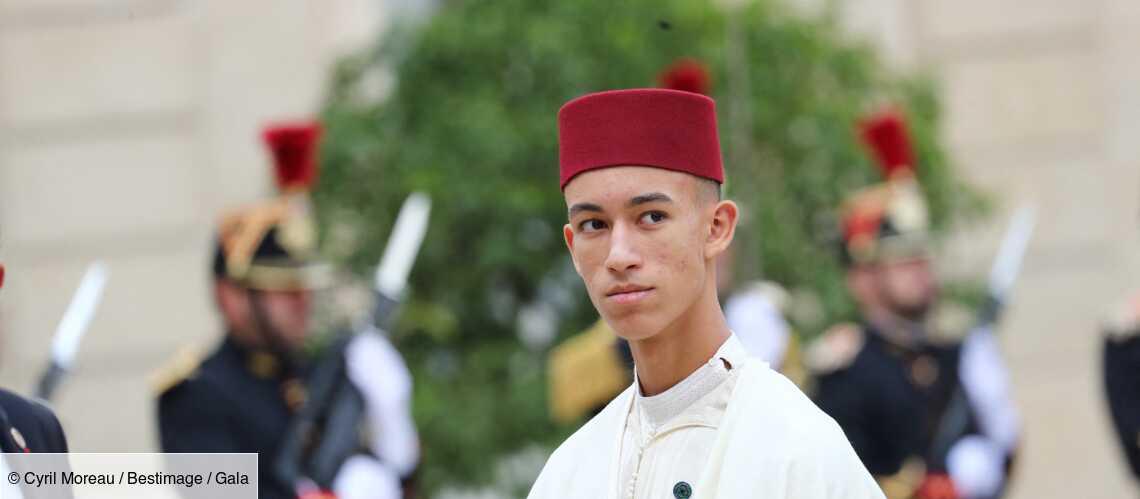 Le prince Moulay El Hassan, Leonor d'Espagne… Les nouveaux visages du gotha - Gala