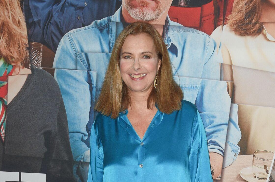 Carole Bouquet à l'avant-première du film