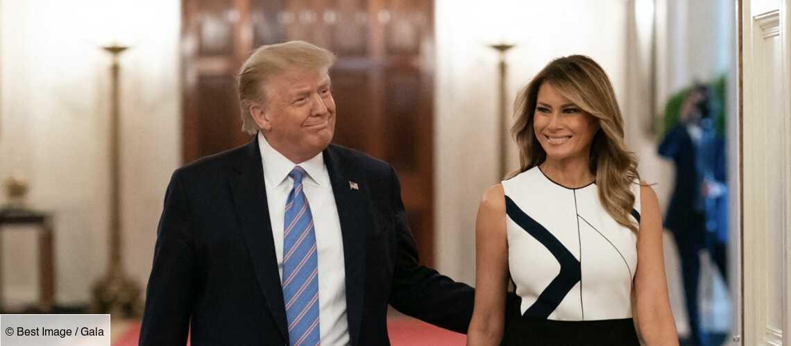 Donald et Melania Trump : leur majordome à la Maison-Blanche licencié sans affect et livré à lui-même - Gala