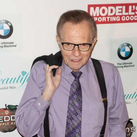 Larry King: le journaliste star de la télé américaine est mort