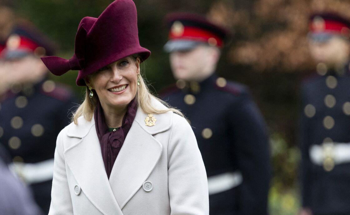 La condesa de Wessex se casó con el príncipe Eduardo en 1999.