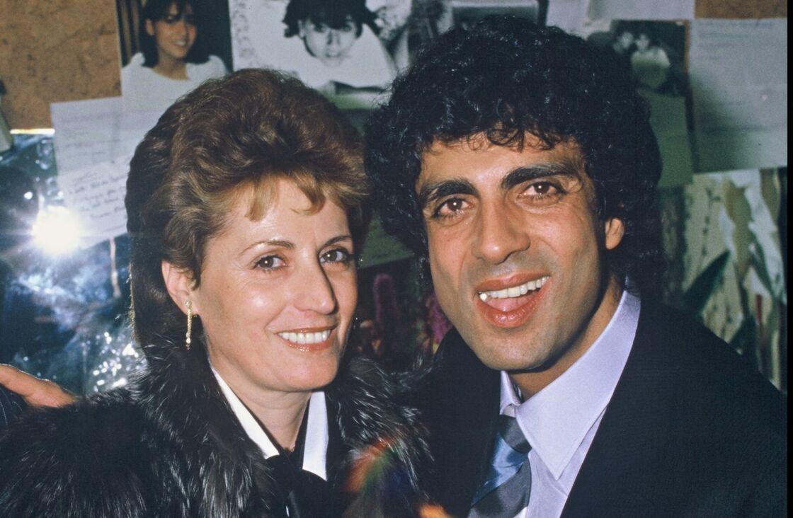 L'épouse d'Enrico Macias est décédée le 23 décembre 2008