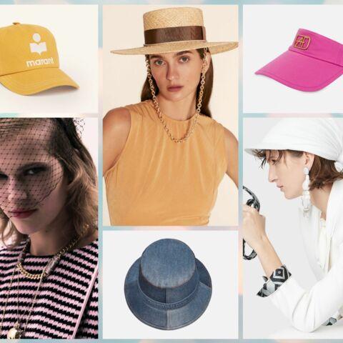 PHOTOS – Accessoires: les 5 chapeaux tendances du printemps-été 2021