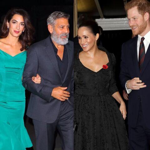 PHOTOS – Amal Clooney, Charlotte Gainsbourg, Meghan Markle… les demandes en mariage les plus insolites