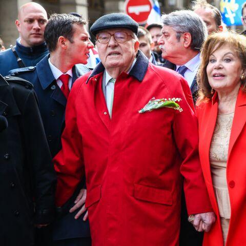 Jean-Marie Le Pen et sa femme en bisbille avec le fisc: 300.000 euros en jeu