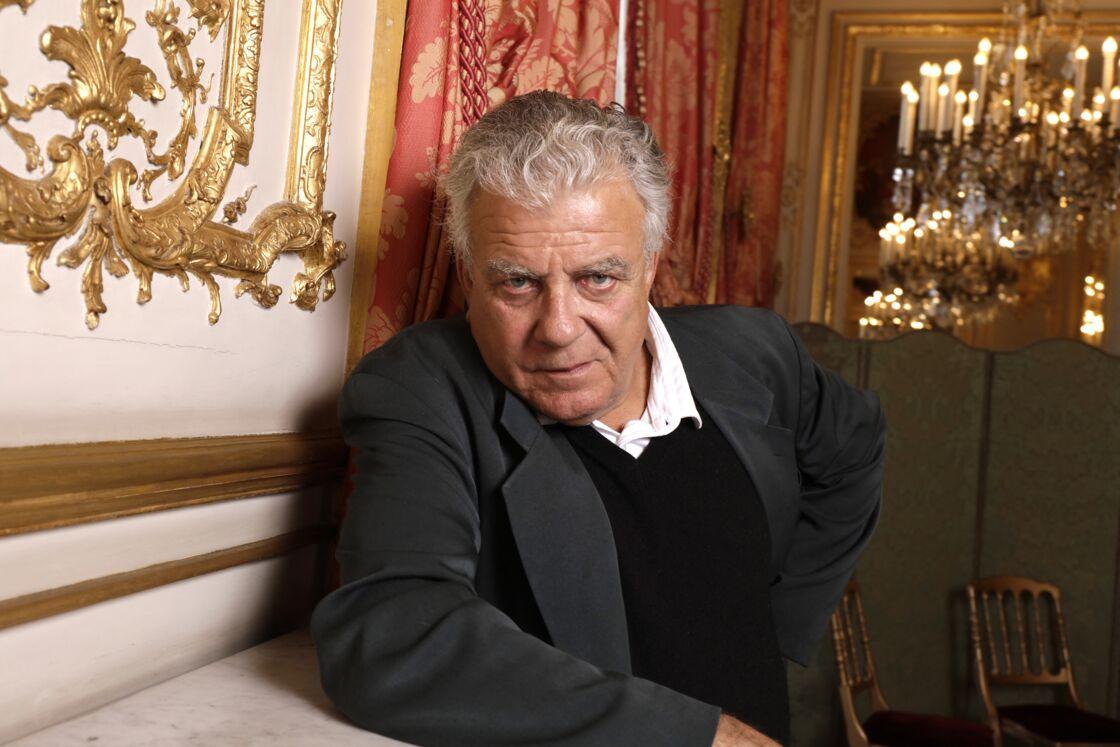 Portrait d'Olivier Duhamel, en mars 2019