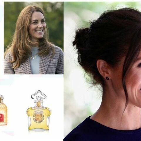PHOTOS – Kate Middleton, Letizia d'Espagne, les parfums préférés des stars du gotha