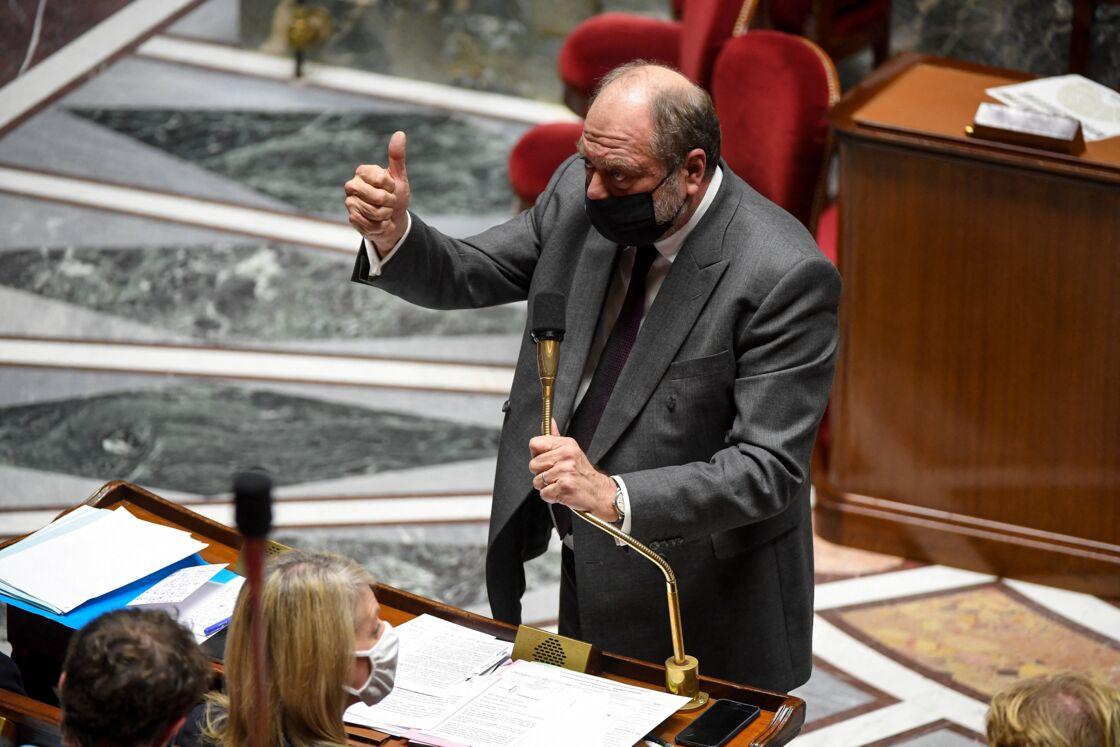 Au fil des mois, Éric Dupond-Moretti est parvenu à imposer son style, bien qu'il soit différent, au sein de la majorité.