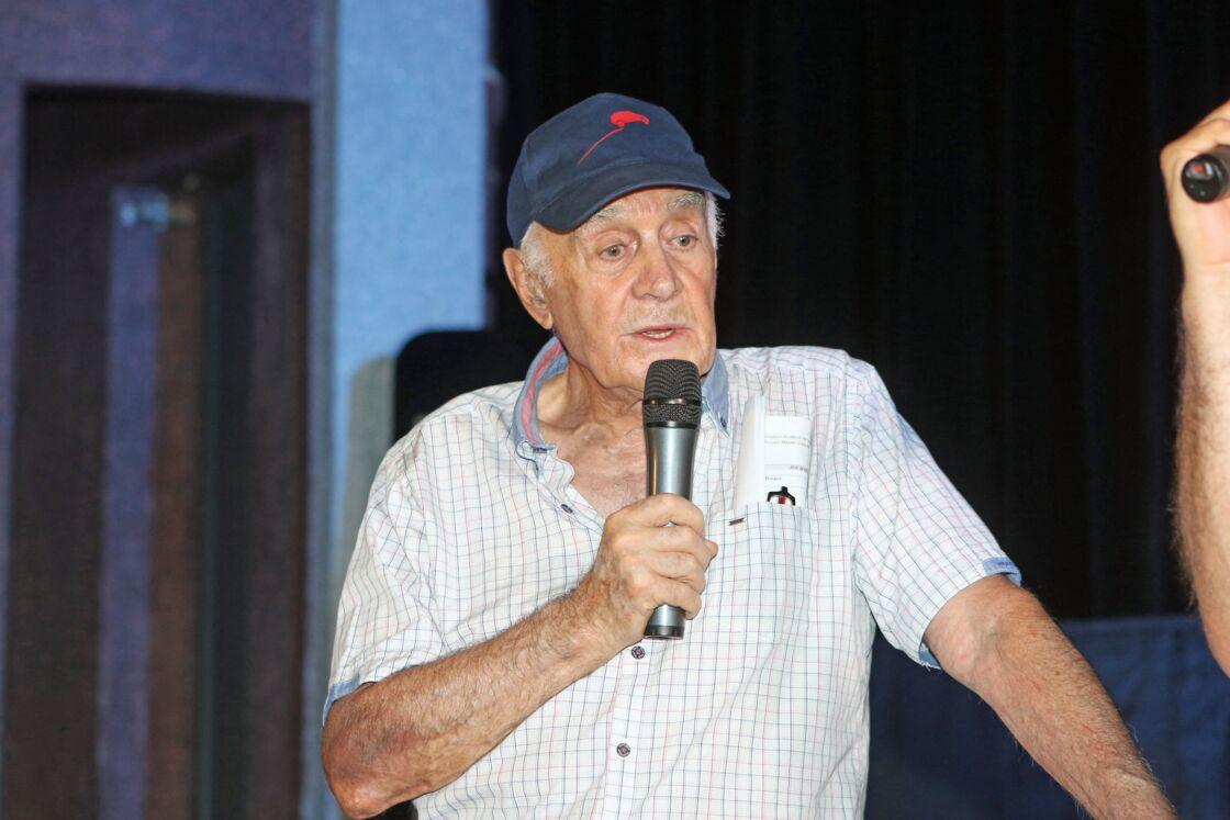Rémy Julienne le 15 juillet 2015 au Festival International du film en Médoc