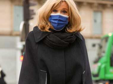 PHOTOS - Brigitte Macron, Sylvie Vartan... ultime  hommage à Pierre Cardin