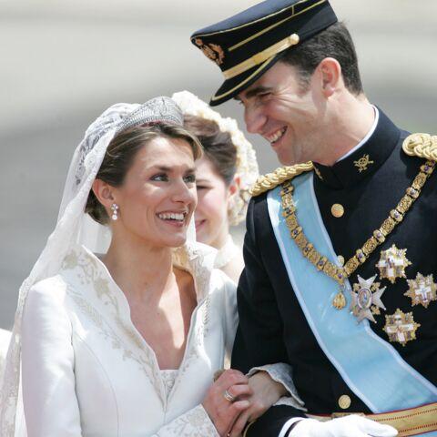 PHOTOS – Letizia et Felipe d'Espagne: l'amour envers et contre tout