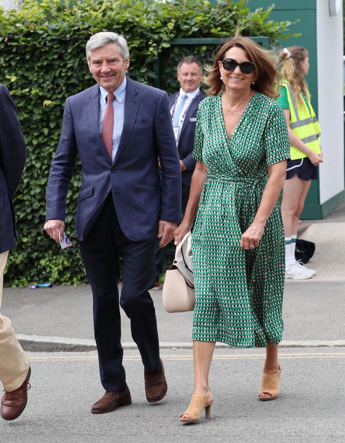 Les parents de Kate Middleton