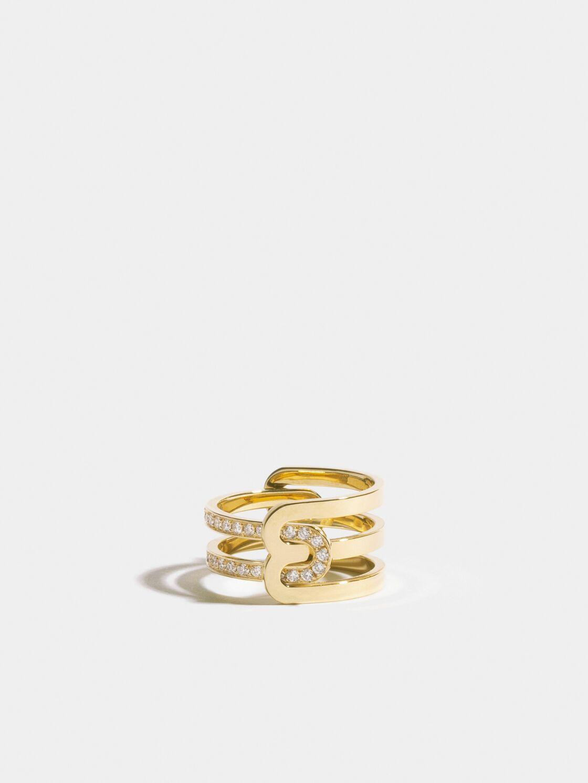 Bague Étreintes sur Jewellery Ethically Minded