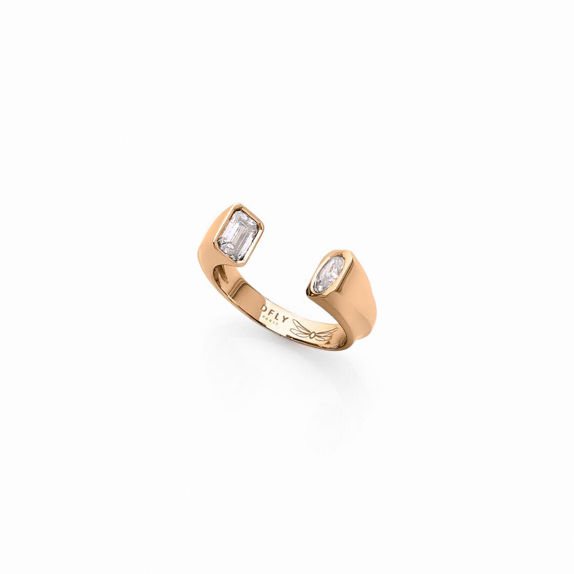 La jeune marque DFLY s'est lancée sur le marché du diamant synthétique, une vraie avancée technologique.